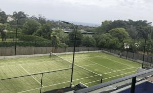 Sports Court Construction, Tennis Court Construction